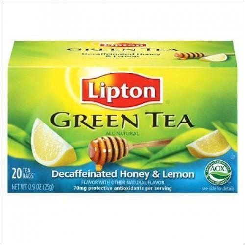 Natural Lipton Green Tea
