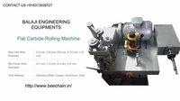 Flat Carbide Rolling Machine, Rolling Mill