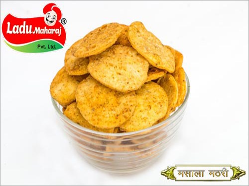 Masala Mathri