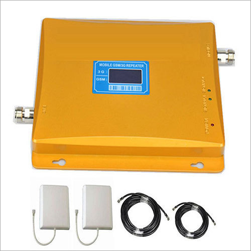 Tri Band Network Repeater Booster