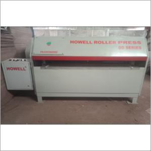 Howell DD Series Roller Press