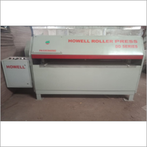 Howell DD Series Roller Press