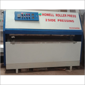 Howell Pre-Heating Roller Press