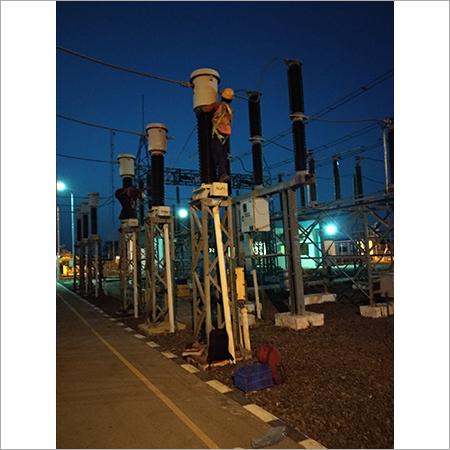 132kv switchyard Preventive Maintenance