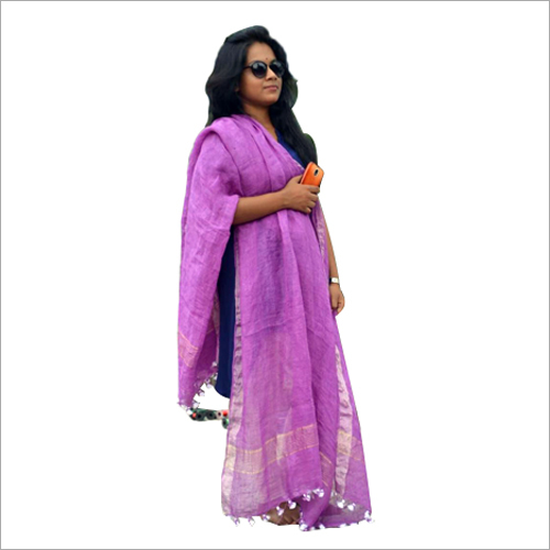 Khadi Cotton Gicha Saree