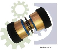 GUIDE WHEEL PULLY ASSEMBLY FOR REUSABLE WIRE EDM MACHINE (OD-32mm)