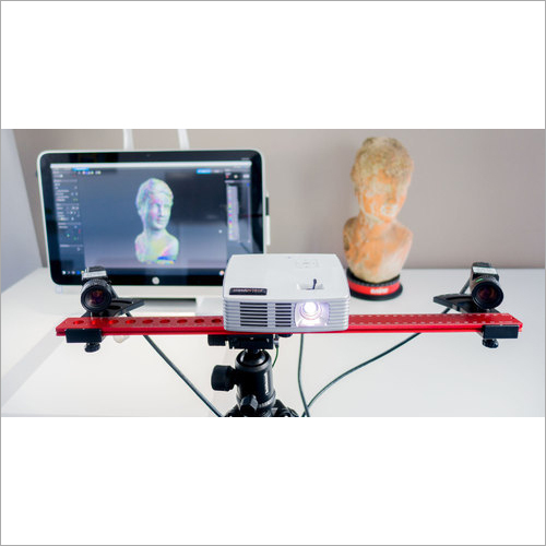 Automatic 3D Scanning Service