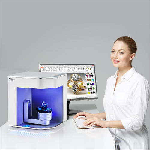 Jewellery 3D Scanning Service