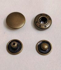 VT8 TYPE 2 Metal Snap Button