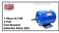 1 PHASE 0.5 HP MOTOR