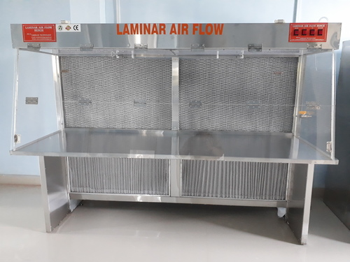 Stainless Steel Laminar Air Flow