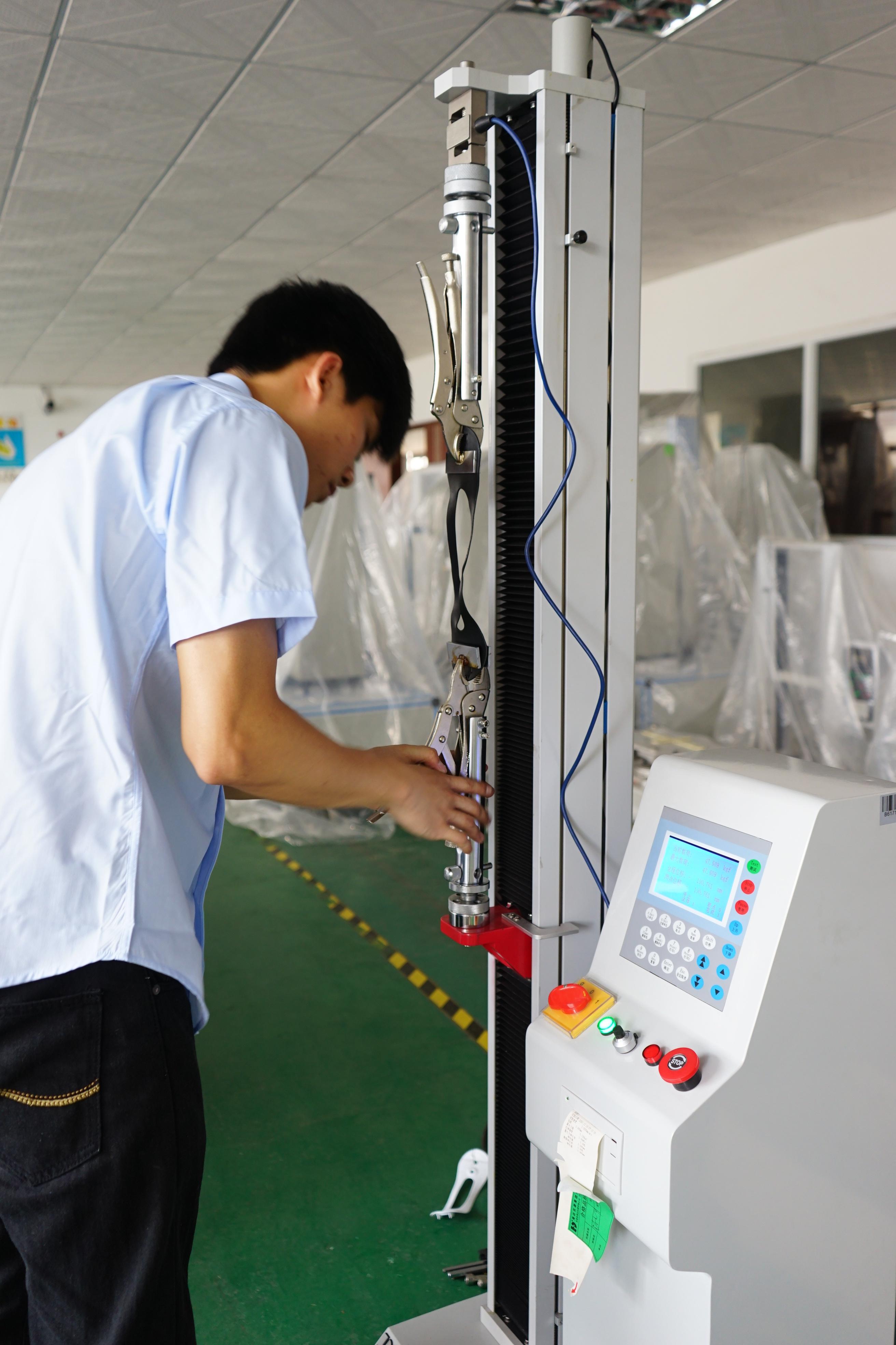 Rubber Tensile Test Machine