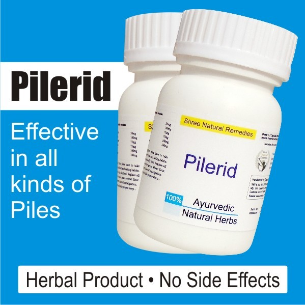 Pilerid Herbal Medicine