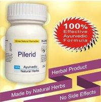 Pilerid Herbal Medicine for Piles / Fissures / Hemorrhoids