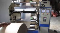 Automatic Roll to Roll Paper Plate Lamination Making Machine