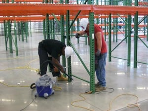 Industrial Racking Installation Services