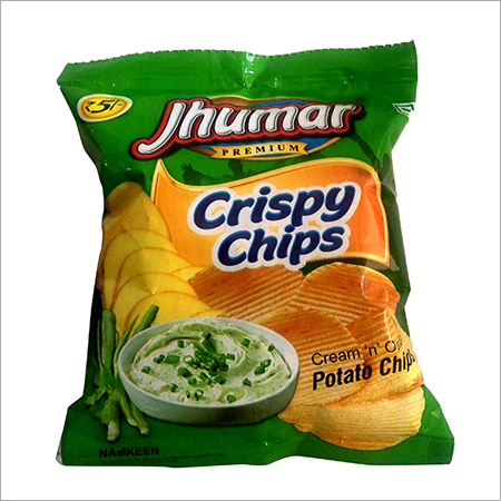 Cream Onion Flavor Chips