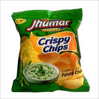 Cream Onion Flavor Chips