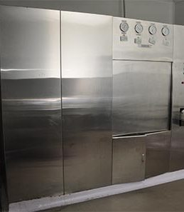 Rectangular Autoclave Steam Sterilizer