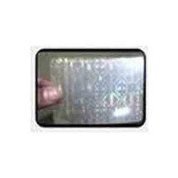 Transparent Laminate Holographic Films