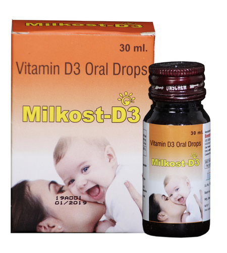 Vitamin D3 Oral Drops