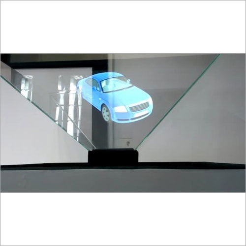 Holographic 3D Showcase