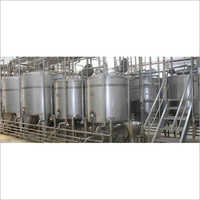 Turnkey Flavored Milk Processing Plant