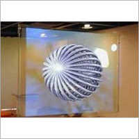 Holographic Rear Projection Film