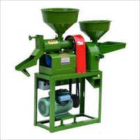 Mini Rice And Flour Mill Machine