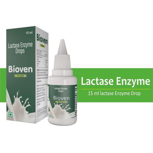 Lactase Enzyme Drop Certifications: Fssai Gmp Iso22000