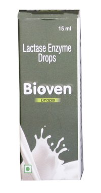 Lactase Enzyme Drop