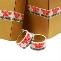 Custom Printed Packaging Tape