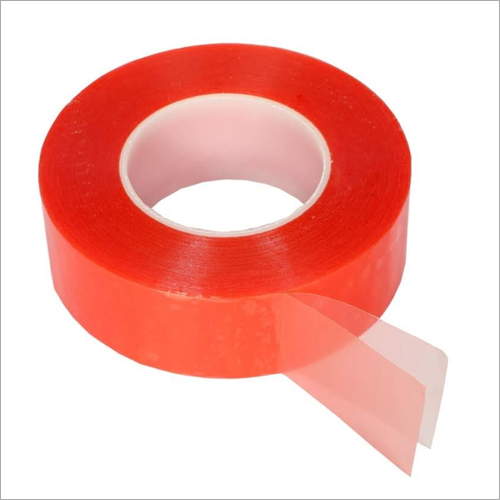 Red Packaging Tape