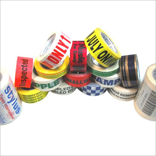 Customized Printed Tape