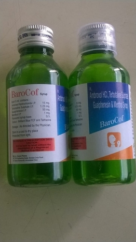 BAROCOF SYP. 100ML.