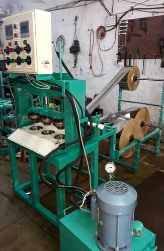 Hydraulic Automatic Triple Die Dona Making Machine