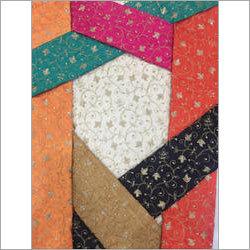 Banarasi Silk Embroidery Fabric