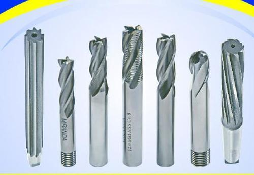 HSS End Mills & Reamers