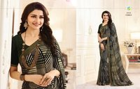 Georgette Saree Fabric