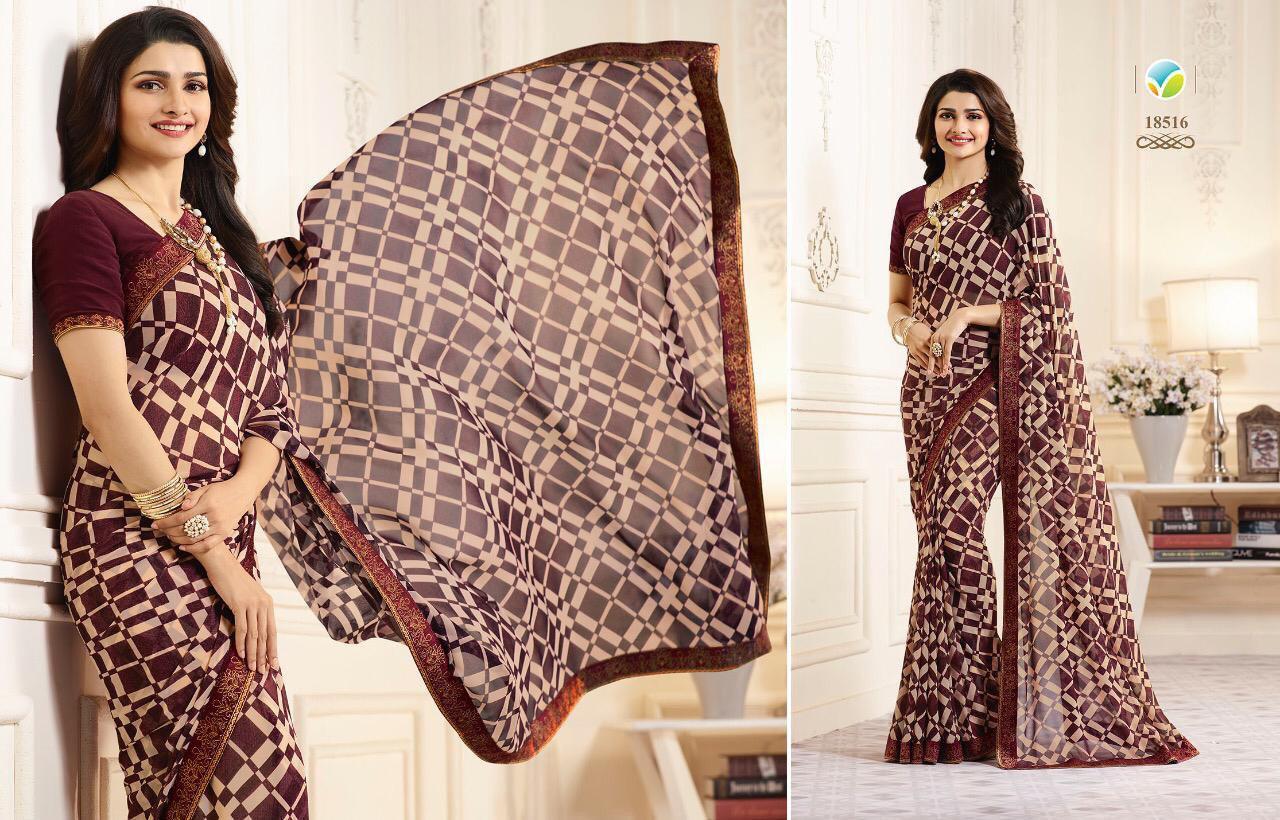 Georgette Saree Fabric