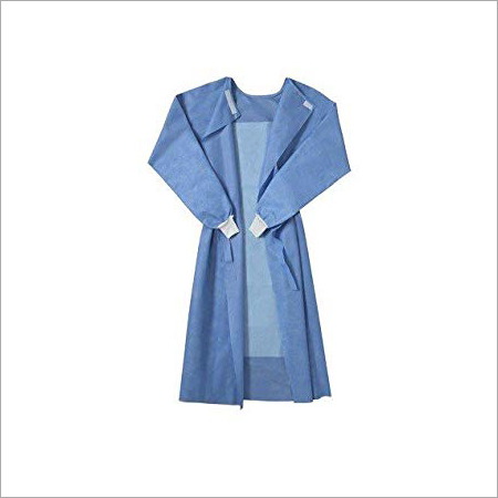 Disposable Reinforced Surgeon Gown