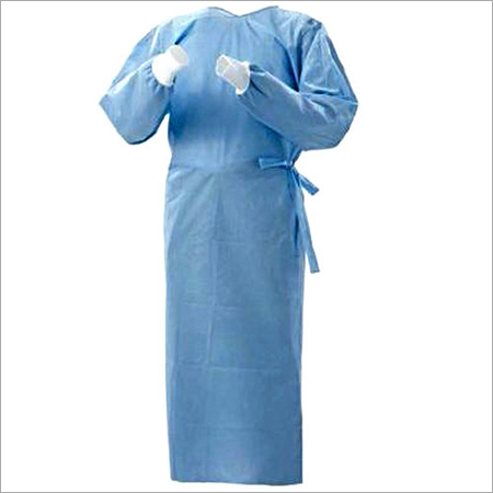 Disposable Surgical Wraparound Gown