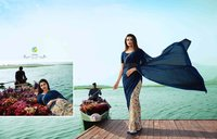 Georgette Designer Saree