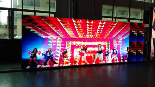 Video LED Wall