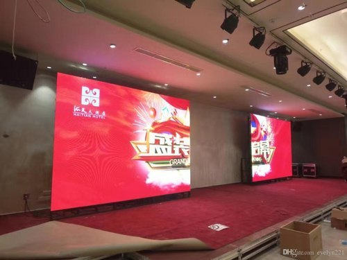 P4 Video Led Wall