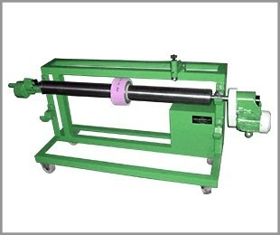 Traverse Wheel Grinder Machine