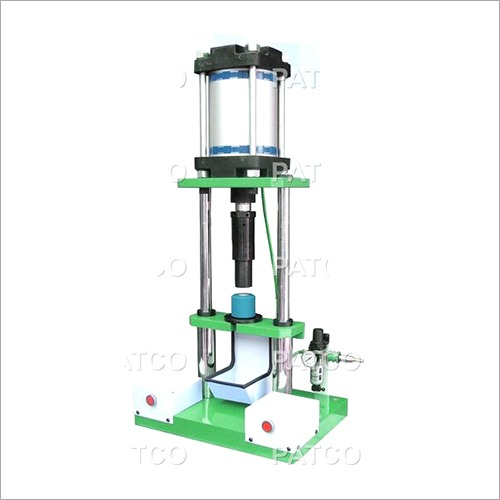 Pneumetic Cot Mounting Machine