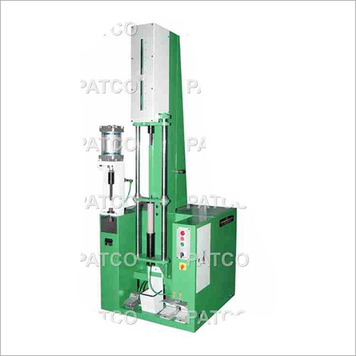 Vertical Cot Mounting Machine
