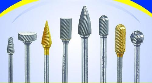 Tungsten Carbide Rotary Burrs