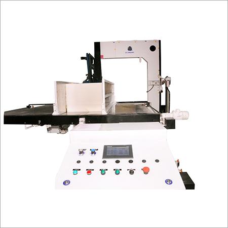 Automatic Vertical Foam cutting machine